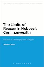 The Limits of Reason in Hobbes's Commonwealth cover