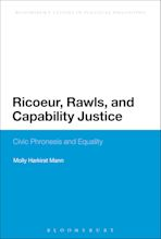 Ricoeur, Rawls, and Capability Justice cover