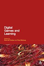 Digital Games and Learning cover