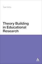 Theory Building in Educational Research cover