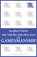 The Theory and Practice of Gamesmanship cover