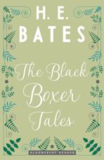 The Black Boxer Tales cover