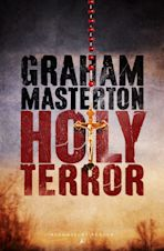 Holy Terror cover