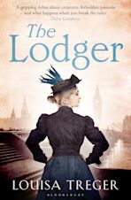 The Lodger cover