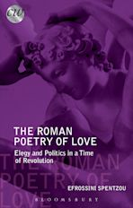 The Roman Poetry of Love cover