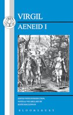 Virgil: Aeneid I cover