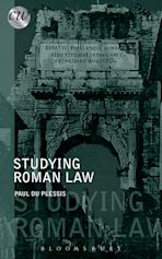 Studying Roman Law cover