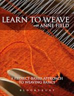 Learn to Weave with Anne Field cover