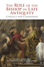 The Role of the Bishop in Late Antiquity cover