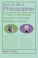 How To Be A Philosopher cover