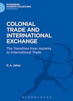Colonial Trade and International Exchange cover