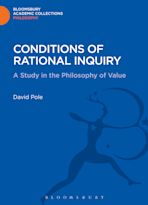 Conditions of Rational Inquiry cover