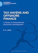 Tax Havens and Offshore Finance cover