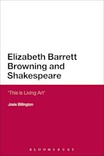 Elizabeth Barrett Browning and Shakespeare cover