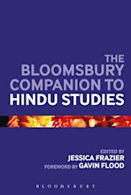 The Bloomsbury Companion to Hindu Studies cover