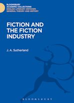 Fiction and the Fiction Industry cover