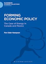 Forming Economic Policy cover