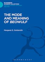 The Mode and Meaning of 'Beowulf' cover