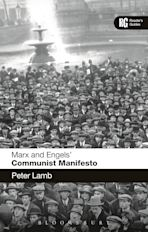 Marx and Engels' 'Communist Manifesto' cover