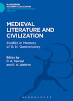 Medieval Literature and Civilization cover