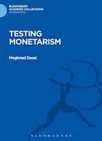 Testing Monetarism cover