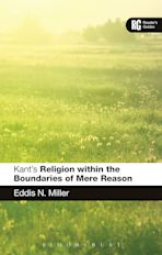 Kant's 'Religion within the Boundaries of Mere Reason' cover