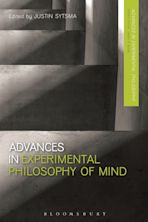 Advances in Experimental Philosophy of Mind cover
