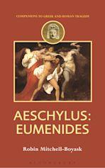 Aeschylus: Eumenides cover