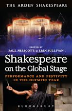 Shakespeare on the Global Stage cover