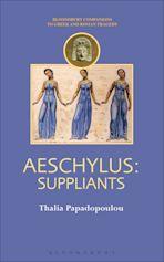 Aeschylus: Suppliants cover