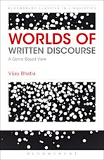 Worlds of Written Discourse cover