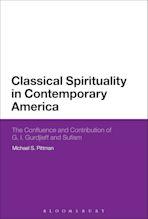 Classical Spirituality in Contemporary America cover