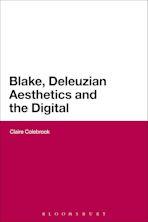 Blake, Deleuzian Aesthetics, and the Digital cover