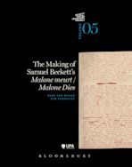 The Making of Samuel Beckett's 'Malone Dies'/'Malone meurt' cover