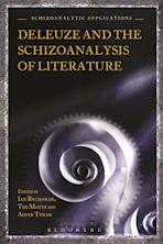 Deleuze and the Schizoanalysis of Literature cover