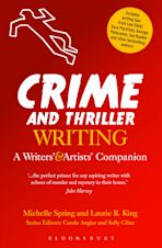 Crime and Thriller Writing cover