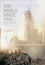 The World Since 1945 cover
