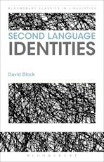 Second Language Identities cover