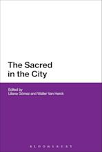 The Sacred in the City cover