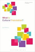 What Is Cultural Translation? cover