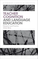 Teacher Cognition and Language Education cover