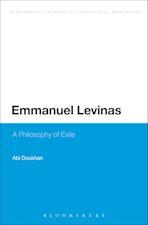Emmanuel Levinas cover