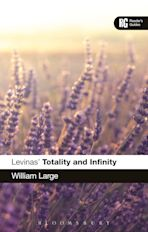 Levinas' 'Totality and Infinity' cover
