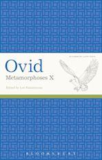 Ovid, Metamorphoses X cover