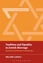 Tradition and Equality in Jewish Marriage cover