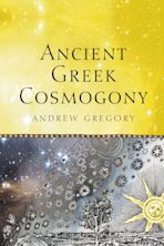 Ancient Greek Cosmogony cover