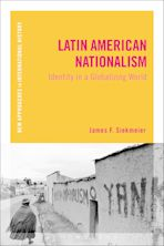 Latin American Nationalism cover