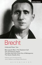 Brecht Collected Plays: 2 cover
