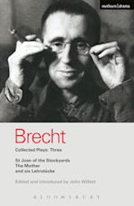 Brecht Collected Plays: 3 cover