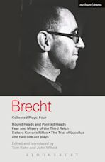 Brecht Collected Plays: 4 cover